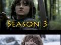 Bran Stark evolution