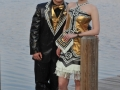 Duct tape prom outfits