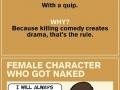 Characters that die