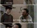 It grew on me Carl..