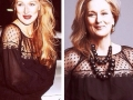 Meryl Streep, 79 and now