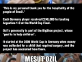 Good Guy Ozil