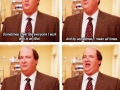 Kevin Malone at his finest