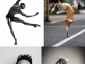 Modelling poses by cats