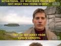 GoT actors give advice