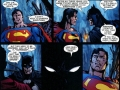 Superman put in his place