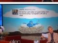 Ellen's favourite tweets