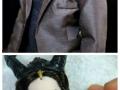 Realistic celeb dolls