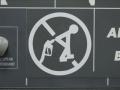 Strange Gas Pump Warning