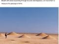 Awesome desert art
