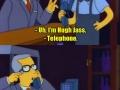 Best prank call on simpsons