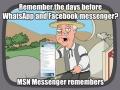 MSN remembers