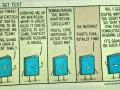 Books are always optimistic