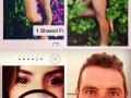 Copying girl's profile pics