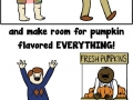 Fall is almost here!