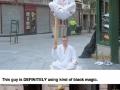 This trick looks like magic