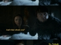 Samwell can't take a hint