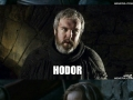Oh Hodor...