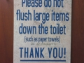 Please Dont Flush
