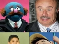 Celeb cartoon lookalikes