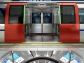 London's new tube trains