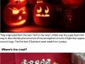 Halloween origin stories
