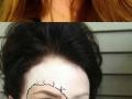 Creepy makeup looks