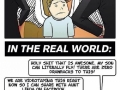 Movies and reality