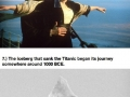 Some Titanic facts