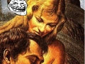 Adam and Eve...