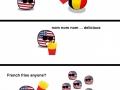Belgium is upset