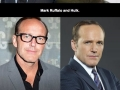 Avengers actors