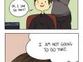 Getting your hair cut
