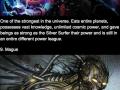 Powerful beings in Marvel