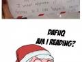 Dear Santa..