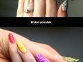 Creative nails