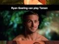 Live action Tarzan movie