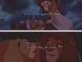 I know Disney's unrealistic but..