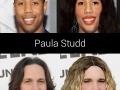 Celebs as drag queens