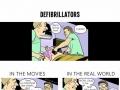 Movie vs real science