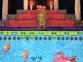 NES classics in origami