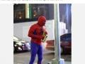 Spidey in New York