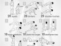 H*rdcore workouts