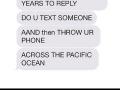 Perfect text responses