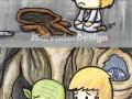 Poor Luke..