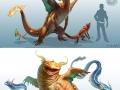 Realistic Pokemons