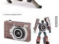 Transforming gadgets