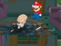 Stewie and Mario