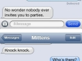 If cats texted their owners