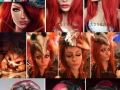 League of Legends makeup
